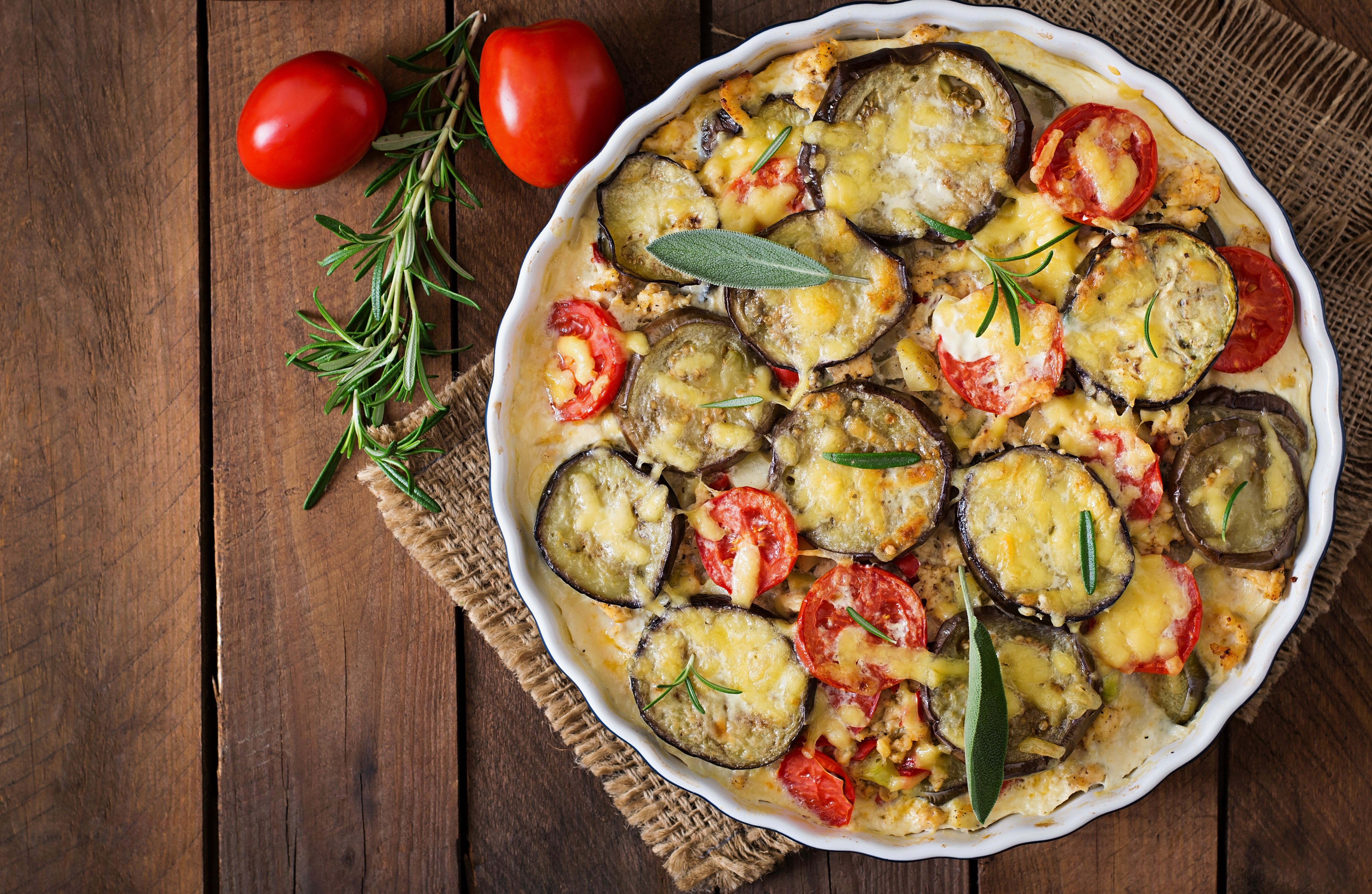 5 Delicious Ways to Cook Eggplant — That Aren't Eggplant Parm