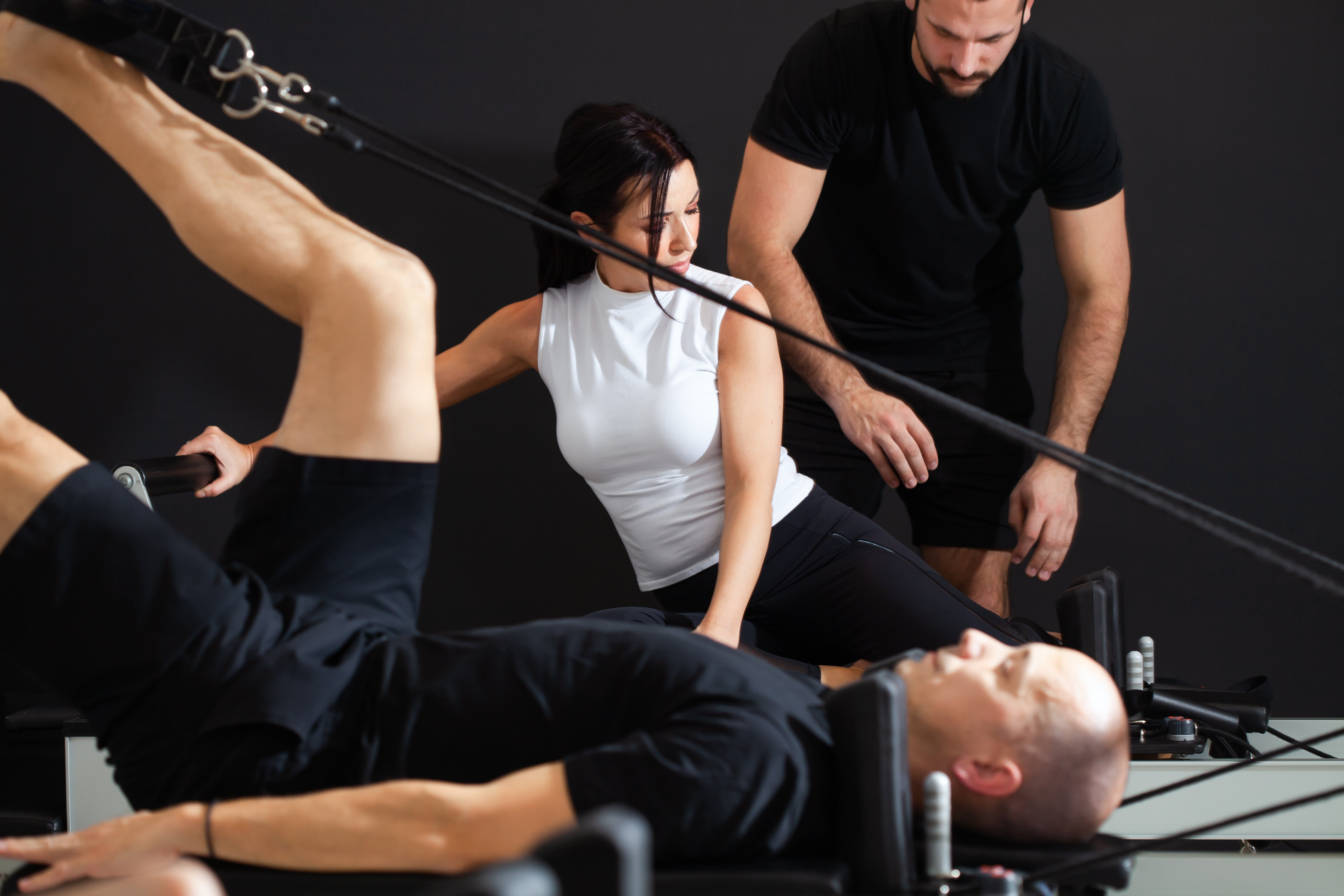 It's Not All About Abs: Pilates Is an A+ Head-to-Toe Workout