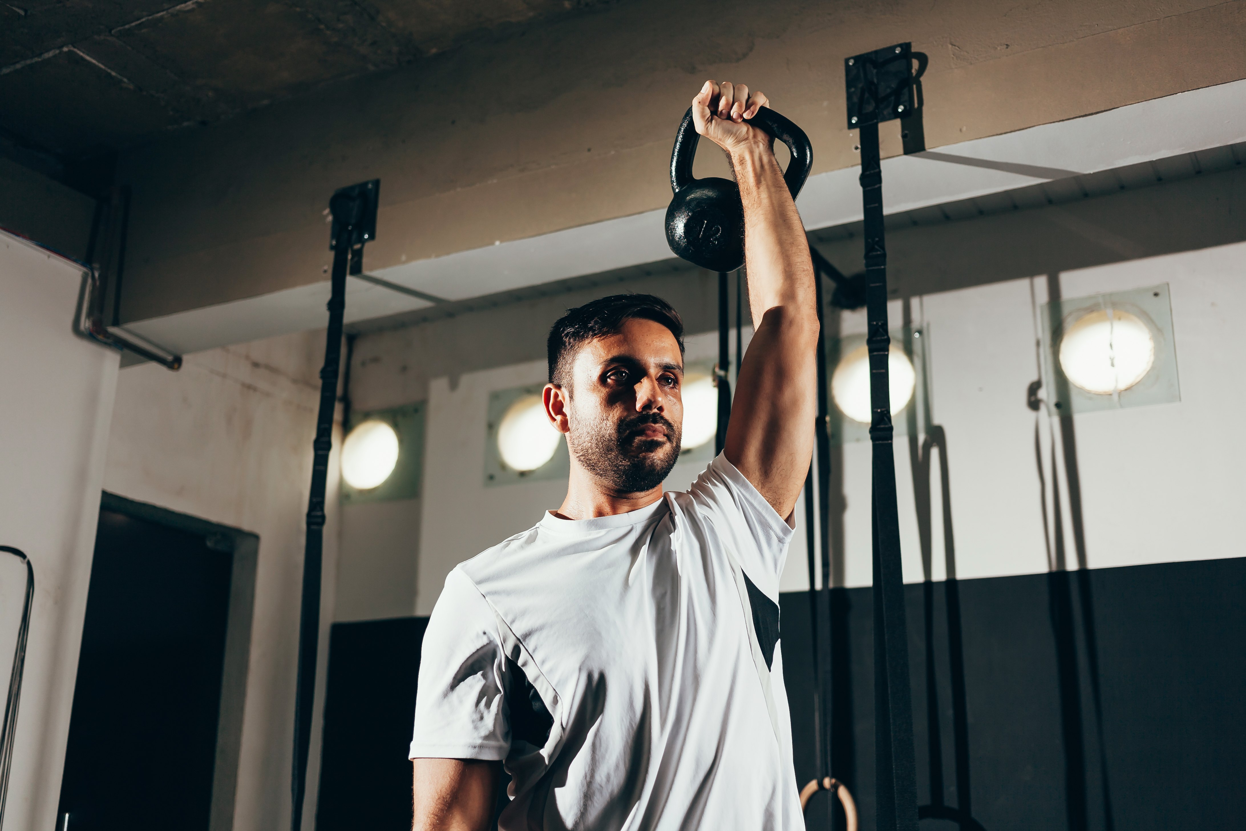 7 Kettlebell Exercises That Are Better Than Weight Machines