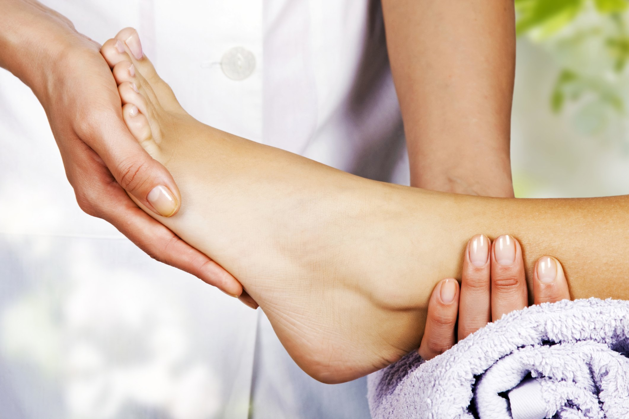 3 Benefits of Getting a Foot Massage