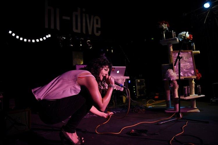 Band in Denver
