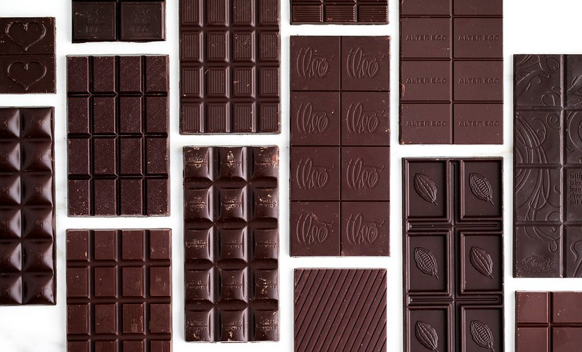 Chocolate bars in a grid
