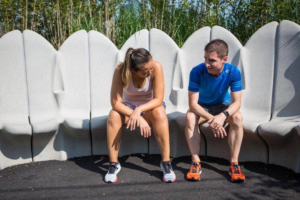 A Woman's Edge: The Running Advantage Ladies Can Brag About