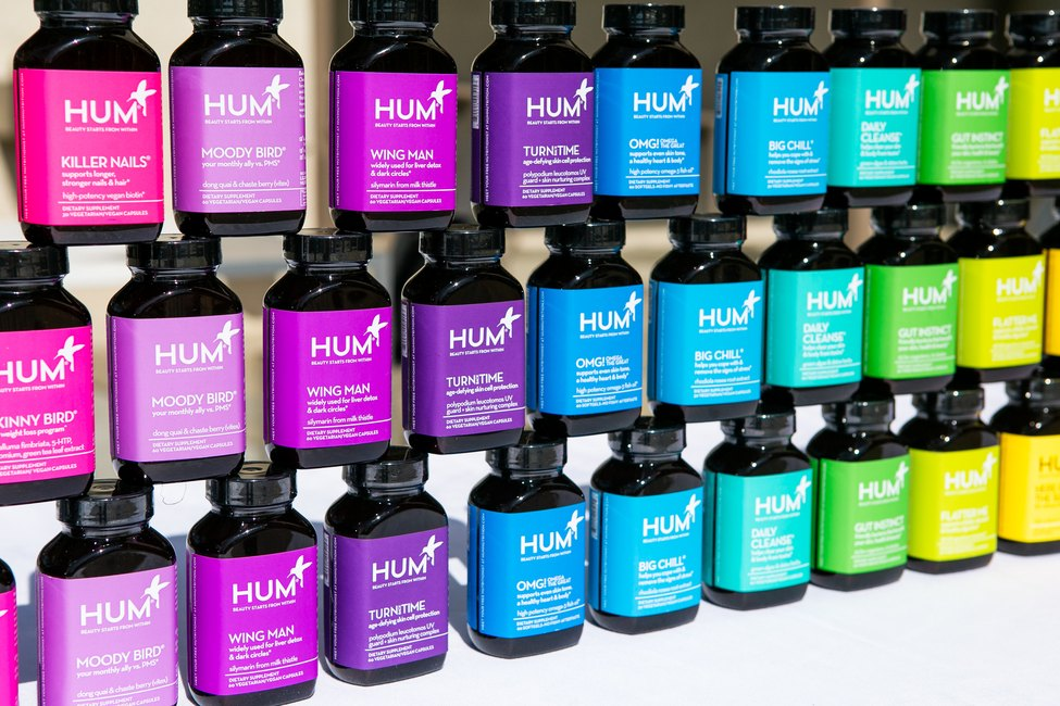 HUM Nutrition supplements
