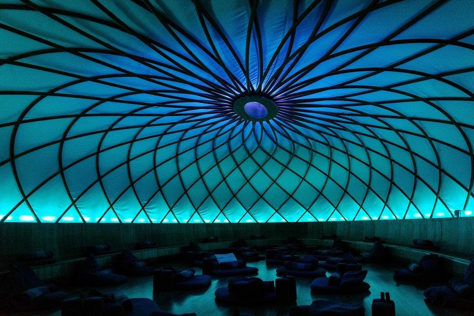 Inscape meditation center, New York