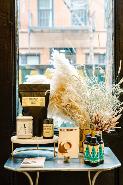 Meatpacking District shop, New York
