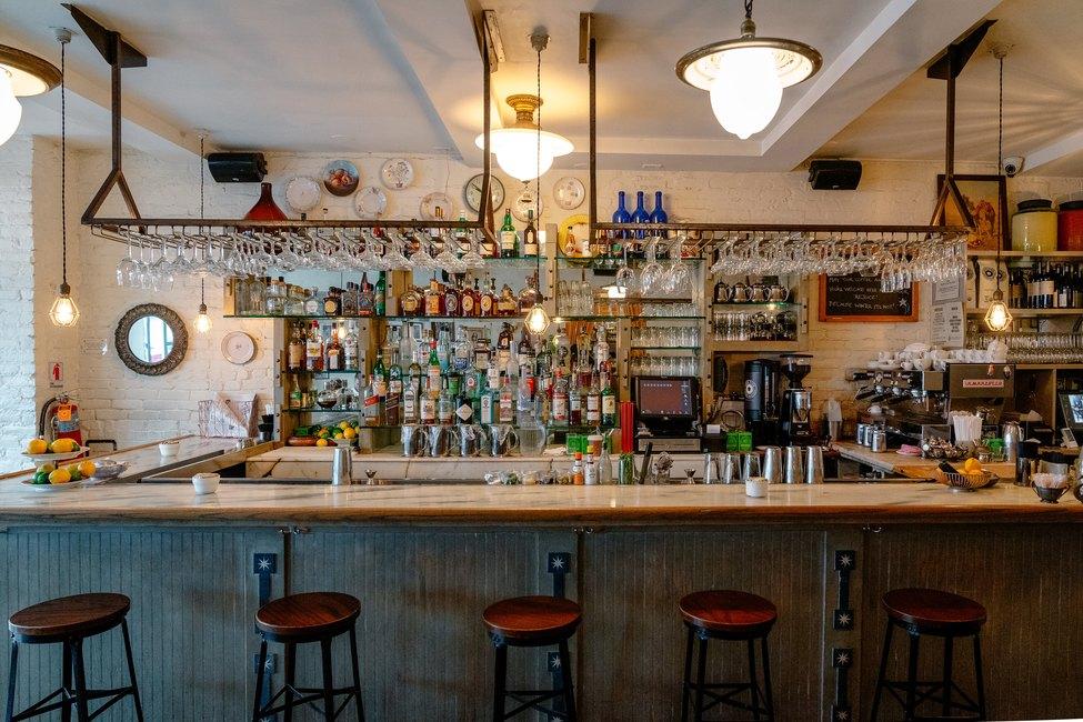Williamsburg bar