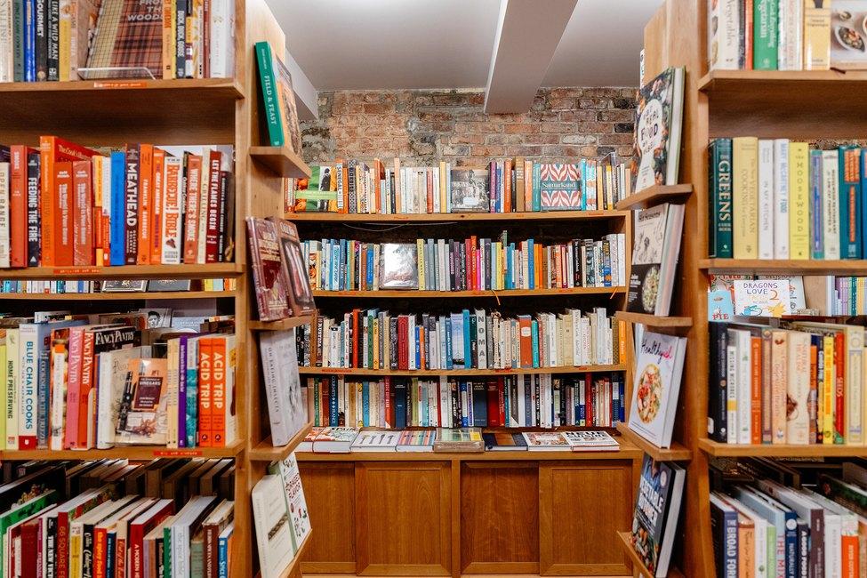 Archestratus bookstore
